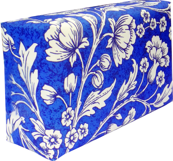 Bluebell   Vintage Wrapped Soap