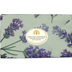 ENGLISH LAVENDER | VINTAGE WRAPPED SOAP