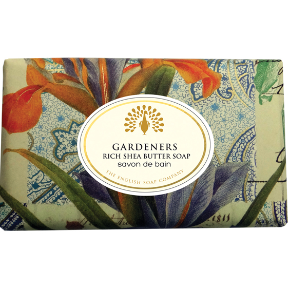 Gardeners | Vintage Wrapped Soap