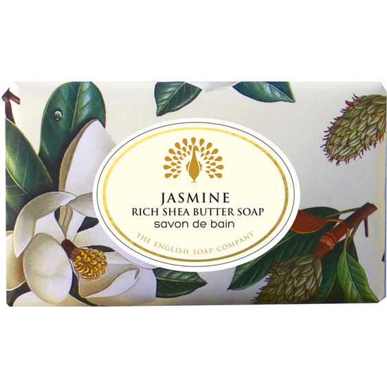 Jasmine | Vintage Wrapped Soap