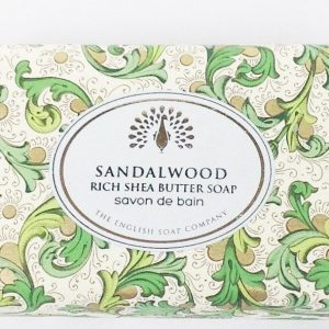 Sandalwood | Vintage Wrapped Soap