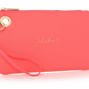 HOLY CHIC CLUTCH HOT PINK | FABULOUS