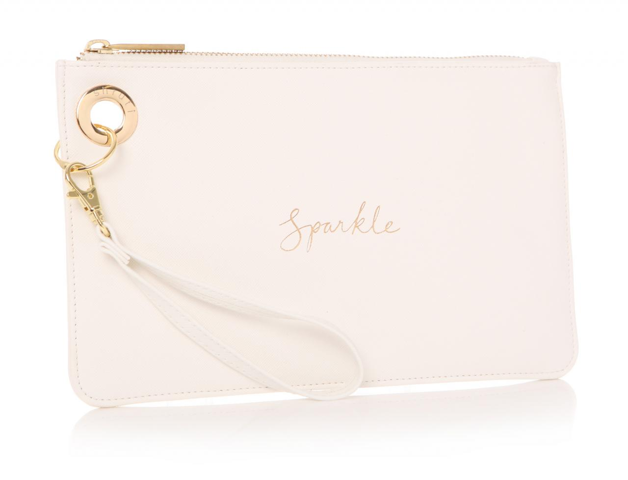 HOLY CHIC CLUTCH CREAM | SPARKLE