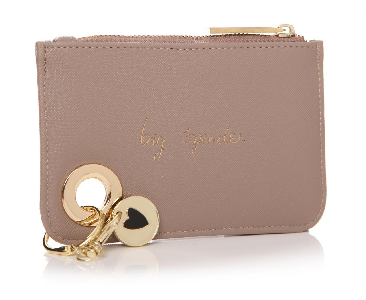 HOLY CHIC PURSE TAUPE | BIG SPEND