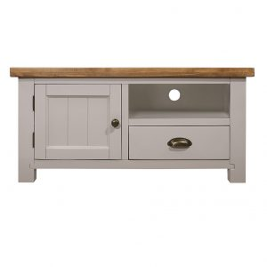 Gresford Grey Small TV Unit
