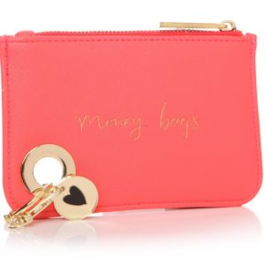 HOLY CHIC PURSE HOT PINK | MONEY BAGS
