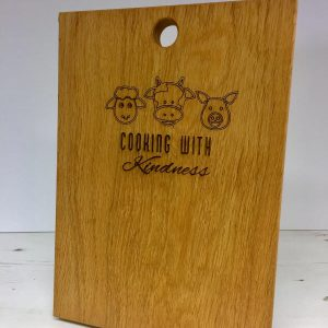CHOPPING BOARD | COOKING WITH KINDNESS