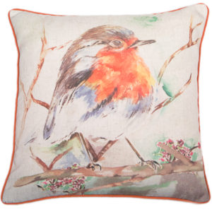 ROBIN CUSHION | RUST | VEGAN HAVEN