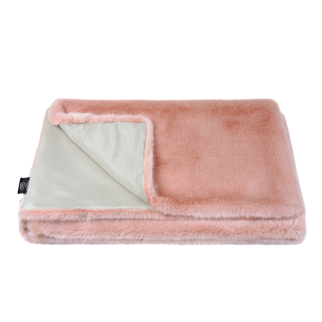 DUSKY | THROW | FAUX FURDUSKY | THROW | FAUX FUR