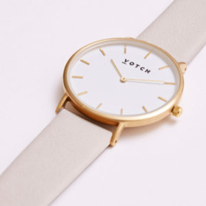 LIMITED EDITION // THE LIGHT GREY & GOLD | VOTCH