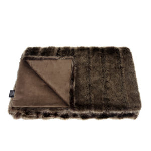 OREGON | THROW | FAUX FUR