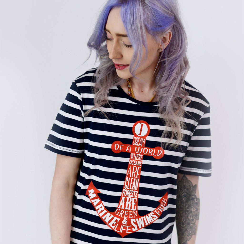 I DREAM OF A WORLD | UNISEX T-SHIRT