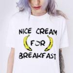 NICE CREAM | UNISEX T-SHIRT