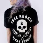 VEGAN THUGGIN | UNISEX T-SHIRT