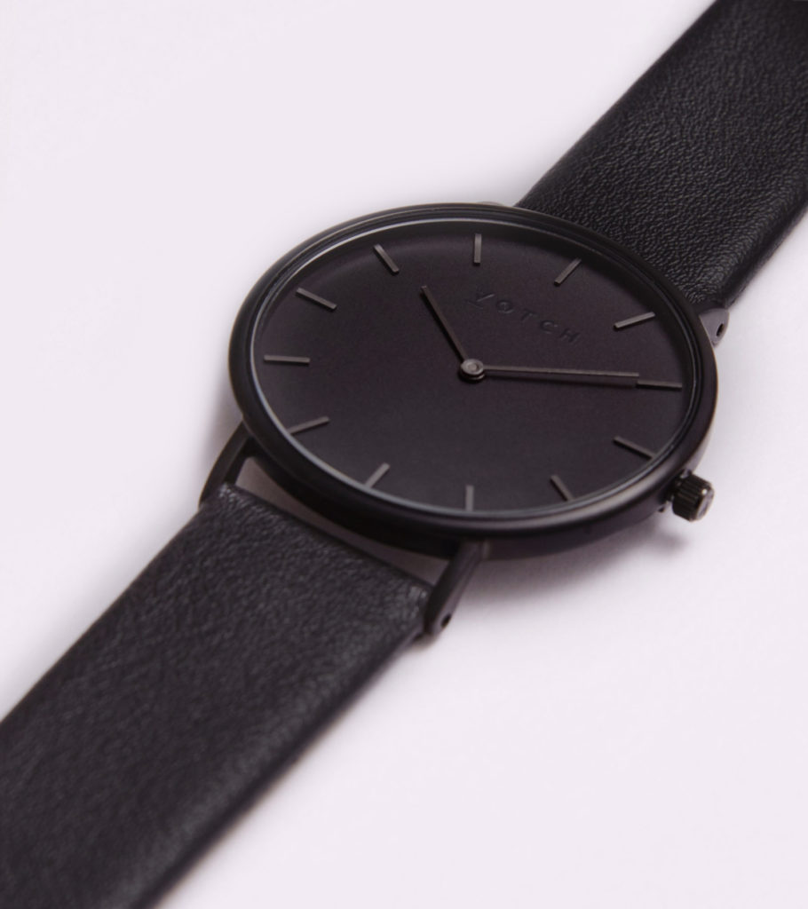 LIMITED EDITION // THE ALL BLACK | VOTCH