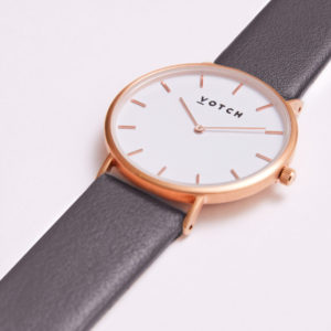 LIMITED EDITION // THE DARK GREY & ROSE GOLD | VOTCH
