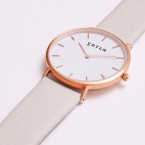 LIMITED EDITION // THE LIGHT GREY & ROSE GOLD | VOTCH