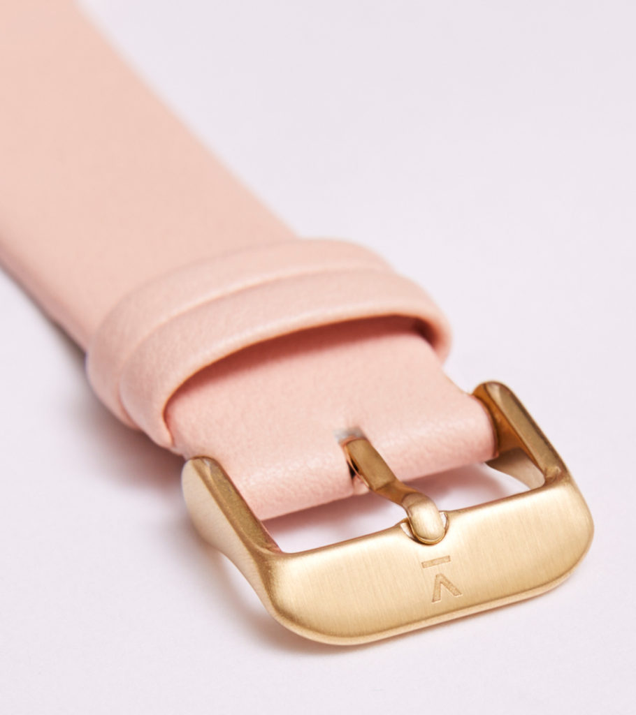 LIMITED EDITION // THE PINK & GOLD WATCH | VOTCH