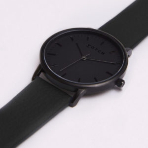 THE ALL BLACK FACE WITH BLACK STRAP | VOTCH