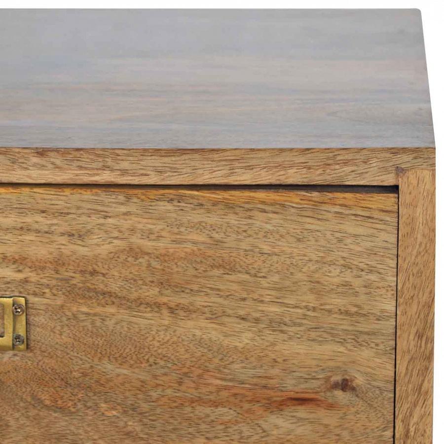Mango Hill 2 Drawer Bedside