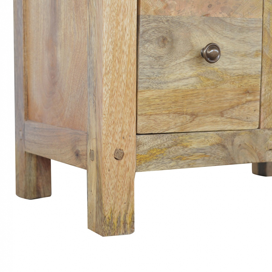 Mango Hill 6 Drawer CD Cabinet