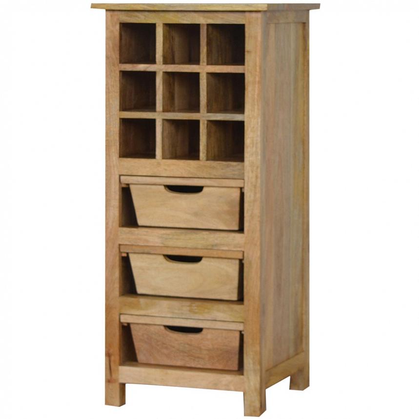 Mango Hill 9 Bottle Wine Cabinet