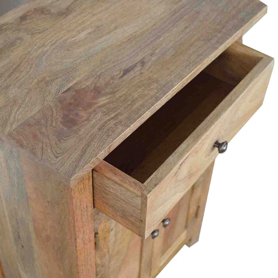 Mango Hill Cabinet 1 Drawer and Cupboard