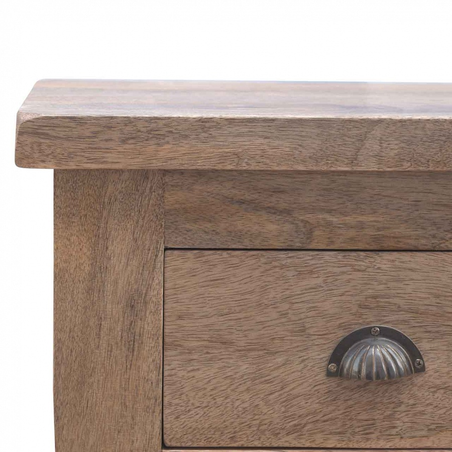 Phenomenal Mango Hill Hallway Console Table With 3 Drawers Interior Design Ideas Oxytryabchikinfo