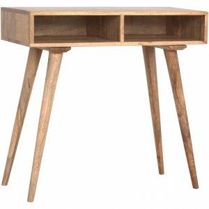 Mango Hill Open Shelf Writing Desk