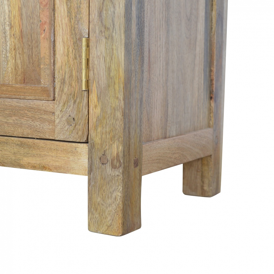 Mango Hill Sideboard with 2 Cabinets & 4 Drawers