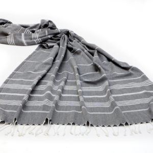 SUPER SOFT | CHARCOAL TOWEL