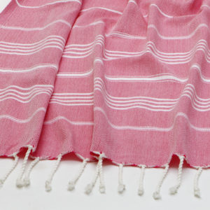 SUPER SOFT | PINK TOWEL