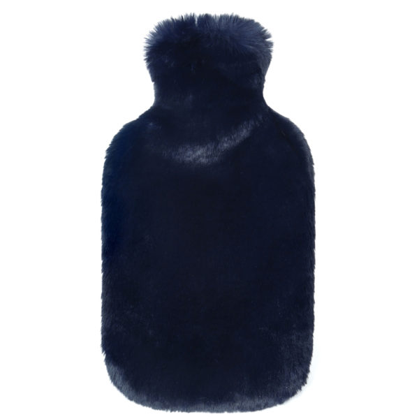 BLUE CLOUD | FAUX FUR | HOT WATER BOTTLE