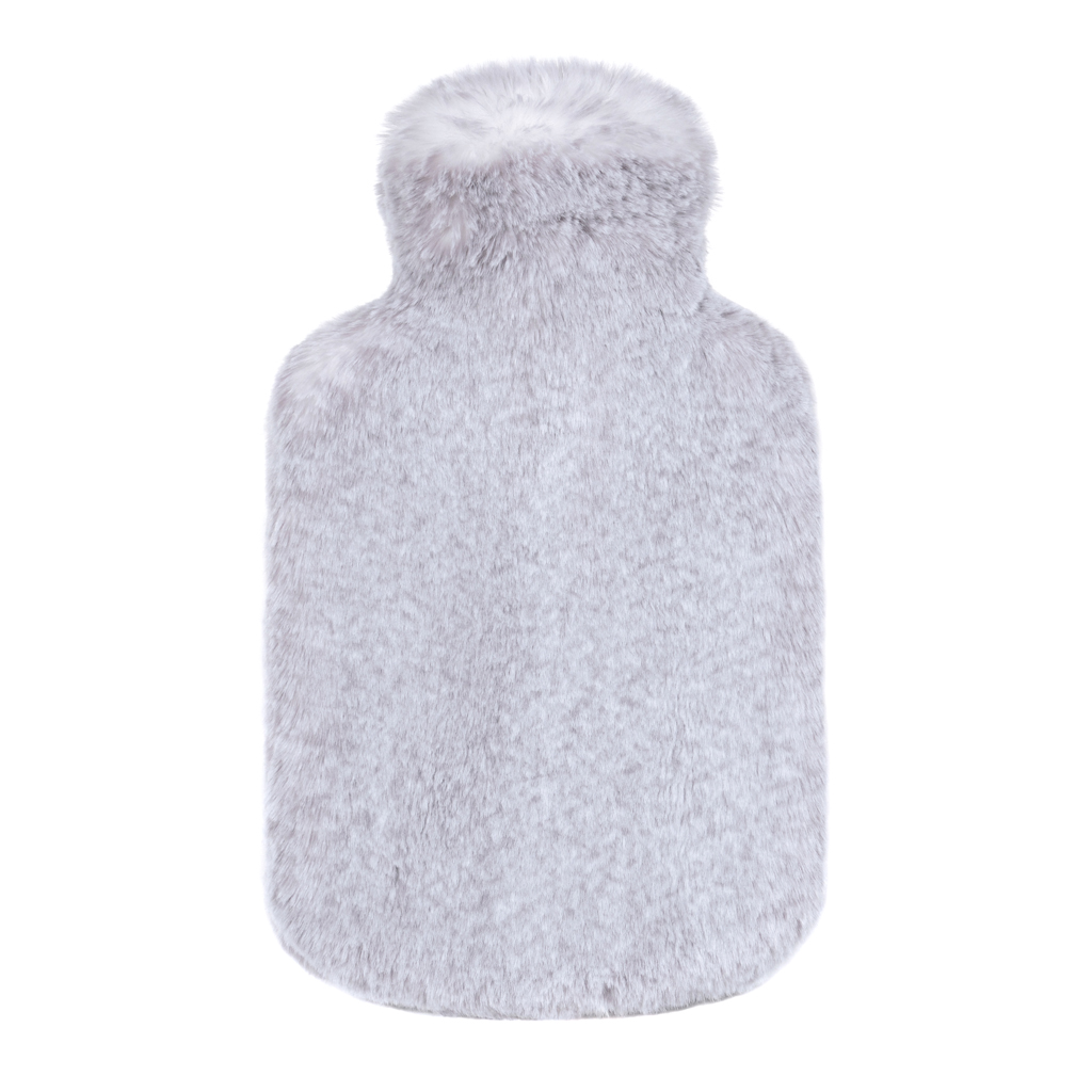 FROST CLOUD | FAUX FUR | HOT WATER BOTTLE
