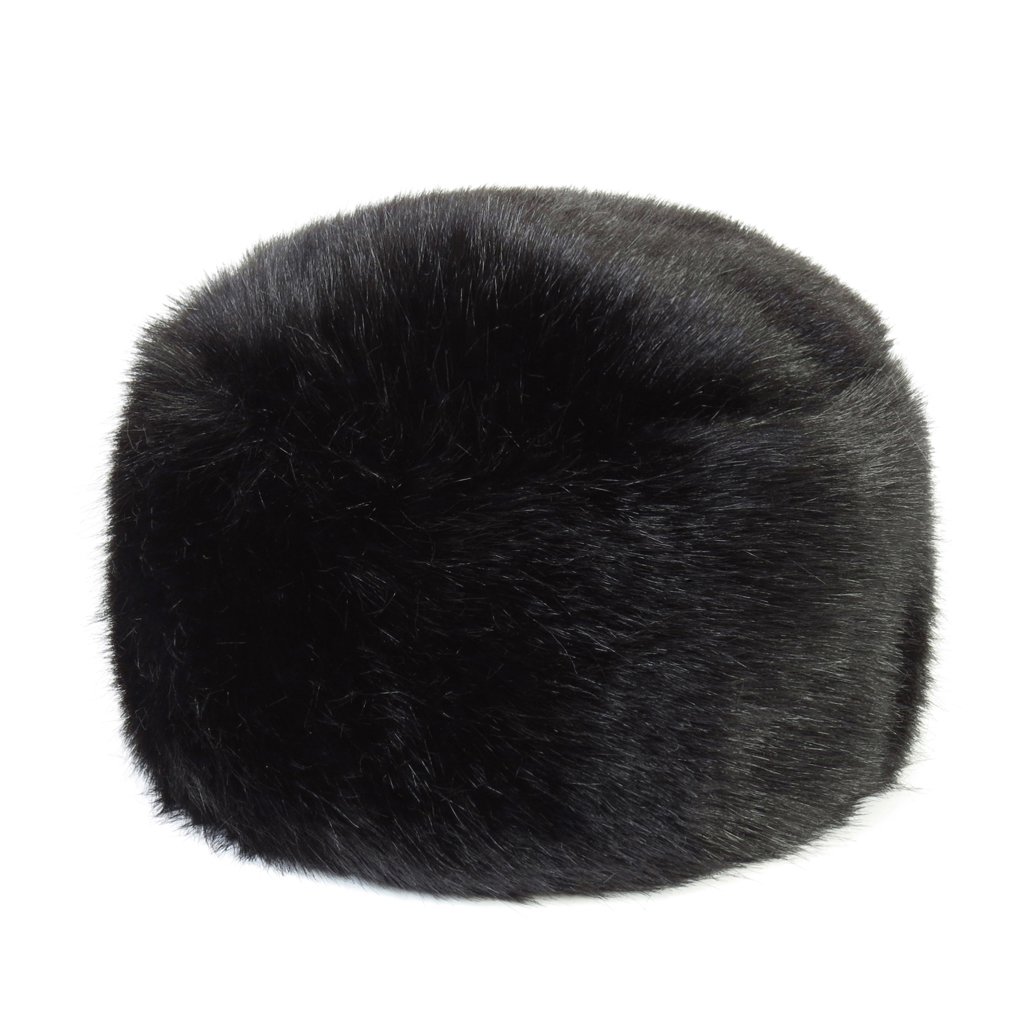 JET | FAUX FUR | BOX HAT