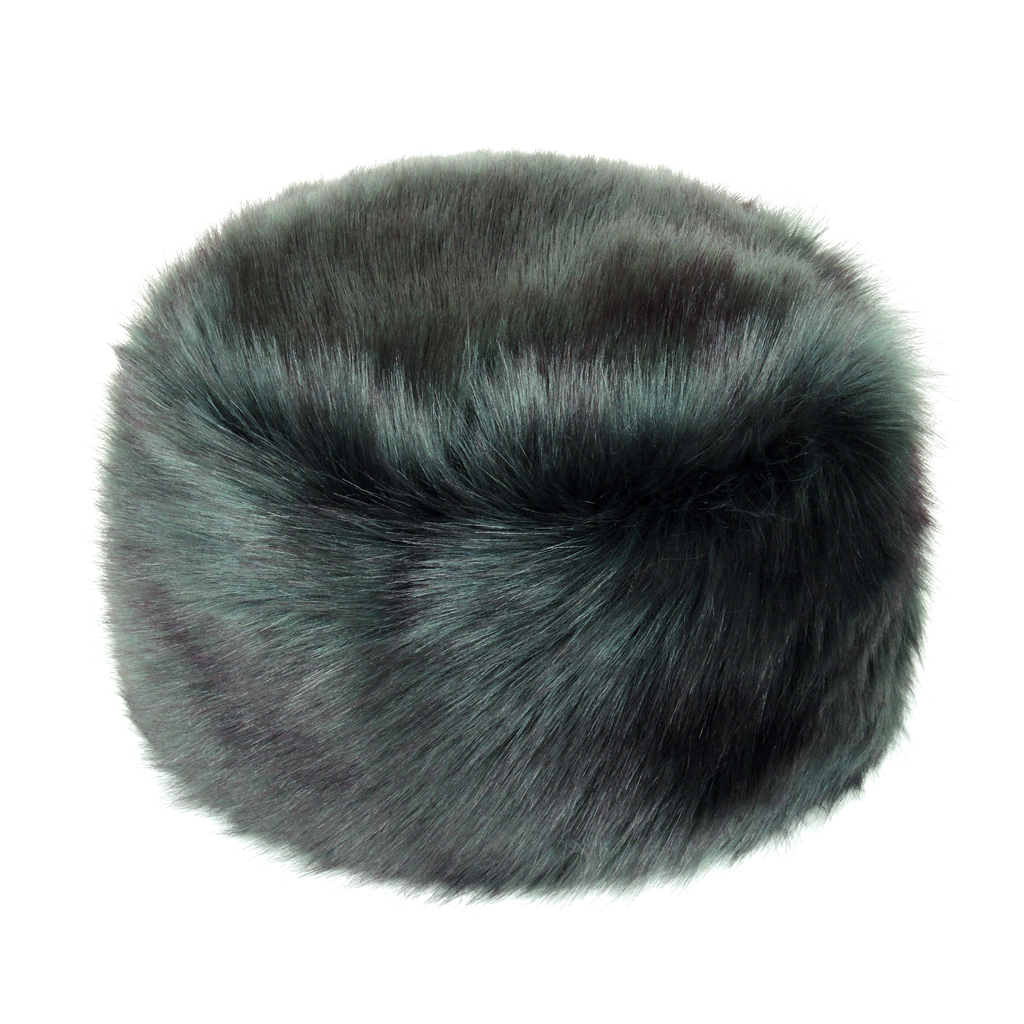 SPRUCE | FAUX FUR | BOX HAT