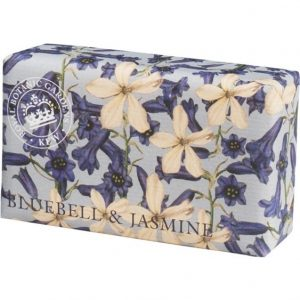 Bluebell & Jasmine | Vintage Wrapped Soap