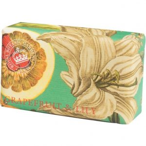 Grapefruit & Lily | Vintage Wrapped Soap