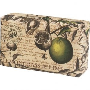 Lemongrass & Lime | Vintage Wrapped Soap