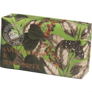 Sandalwood & Pink Pepper | Vintage Wrapped Soap