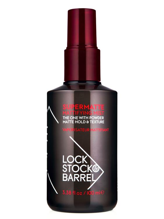 Supermatte Mattifying Mist   Lock Stock & Barrel