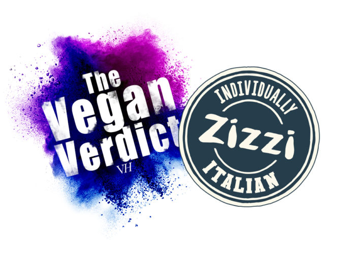 vegan verdict zizzi