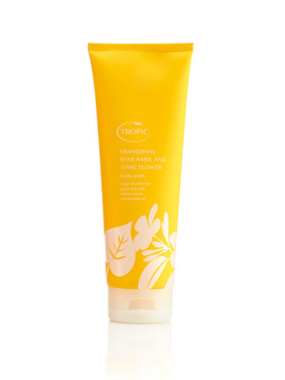 FRANGIPANI STAR ANISE AND TIARE FLOWER | BODY WASH