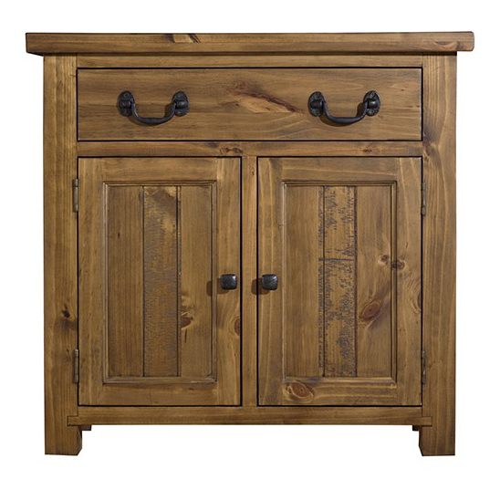 Gresford Rustic 2 Door 1 Drawer Sideboard