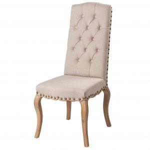 Milan Natural Dining Chair
