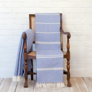 Oxford Stripe | Blanket