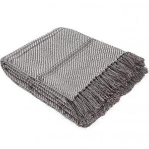 Oxford Stripe Blanket