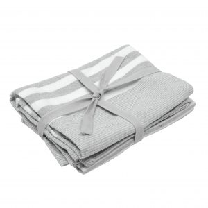 LIGHT GREY | TEA TOWELS