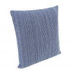 ORGANIC | BLUE WEAVE | CUSHION