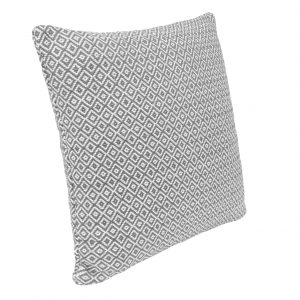 ORGANIC | GREY DIAMOND | CUSHION